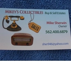 Mikey's Estate Sales Logo