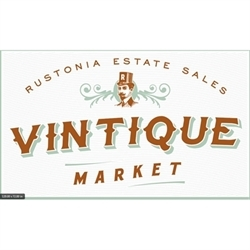 Rustonia Estate Sales Logo