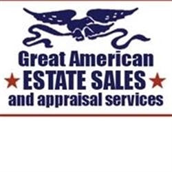 Great American Estate Sales And Services Logo