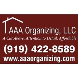 AAA Organizing, LLC Logo