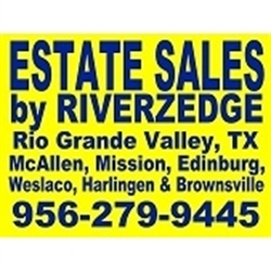 Estate Sales By Riverzedge Logo