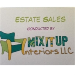 Mix It Up Interiors LLC Logo