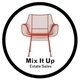 Mix It Up Estate Sales LLC. Logo