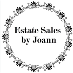 Estate Sales By Joann Logo