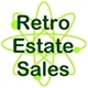 Retro Estate Sales Logo