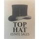 Top Hat Estate Sales Logo