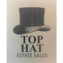 Top Hat Estate Sales Logo