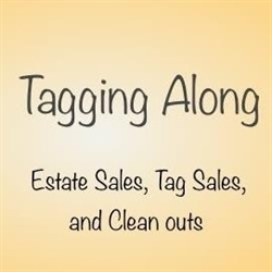 Tagging Along Sales Logo
