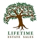 Lifetime Estate Sales Logo