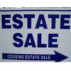 Cousins Estate Sales Logo