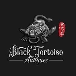 Black Tortoise Antiques Logo