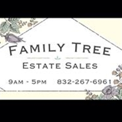 Family Tree Estate Sales Logo