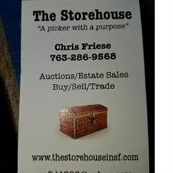 The Storehouse Estate Sale Co. Logo