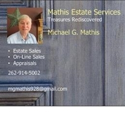 Mathis Estate Services Logo