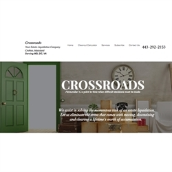 Crossroads Estate Services Logo