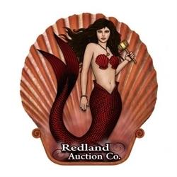 Redland Auction Co. Logo