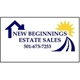 New Beginnings Estate Sales Logo