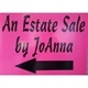 An Estate Sale By Joanna Logo