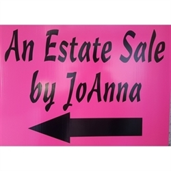 An Estate Sale By Joanna Logo