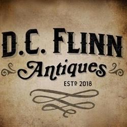 D.C. Flinn Antiques Logo
