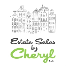 Estate Sales By Cheryl, LLC Logo