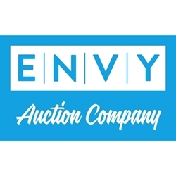Envy Auction Company Logo