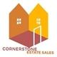 Cornerstone Estate Sales Logo