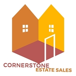 Cornerstone Estate Sales Logo