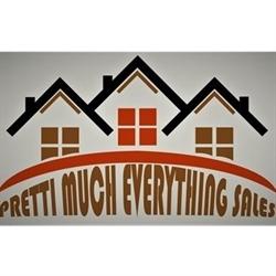 Pretti Much Everything Sales Logo