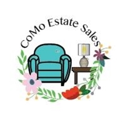 Como Estate Sales Logo