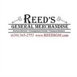 Reed's General Merchandise Logo