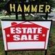 Hammer Estate Sales & Auctions Logo