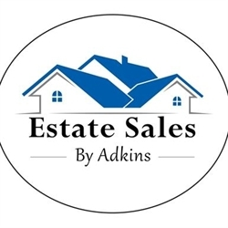 Estate Sales By Adkins Logo