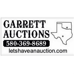 Garrett Auctions Logo