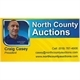 NorthCountyAuctions.com Logo
