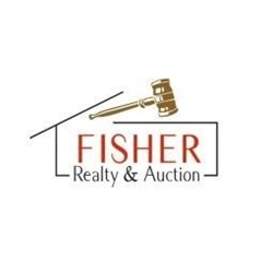 Fisher Realty And Auction Logo