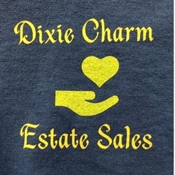 Dixie Charm Estate Sales Logo