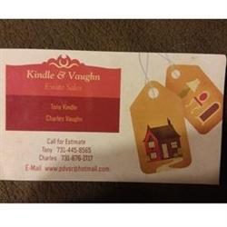Kindle& Vaughn Logo