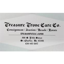 Treasure Trove Care Co. Estate Sales Logo