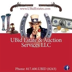 Ubid Estates & Auction Services LLC Logo