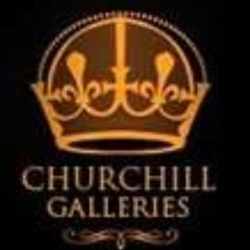 Churchill Galleries Logo