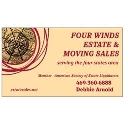 Four Winds Estate Sales Logo