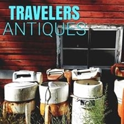 Travelers Antiques Estate Sales Logo