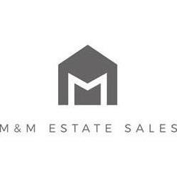 M And M Estate Sales Logo