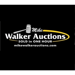 Mike Walker Auctions Logo