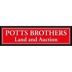 Potts Brothers Land & Auction