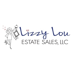 Lizzy Lou Estate Sales, LLC Logo