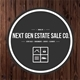Next Gen Estate Sale Co. Logo