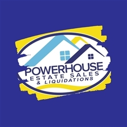 Powerhouse Estate Sales Logo