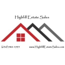 Highfill Estate Sale Logo